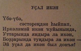 «Усал икән» Әнгәм Атнабаев